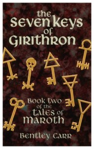 The Seven Keys of Girithron cover image
